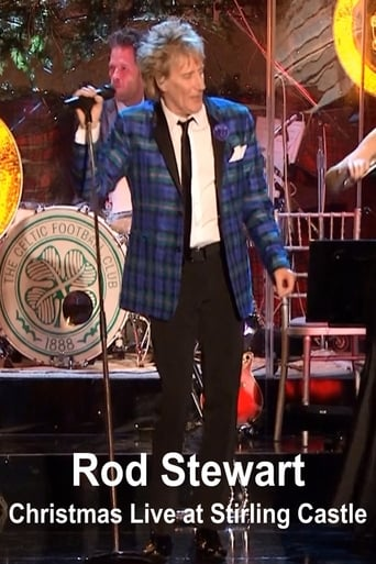 Poster of Rod Stewart – Christmas Live at Stirling Castle