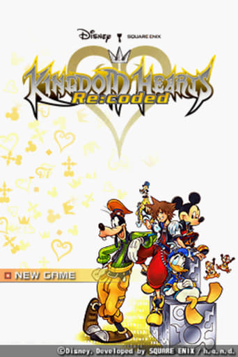 Poster of Kingdom Hearts: Re:coded