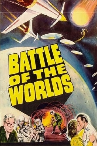 Poster of Battle of the Worlds