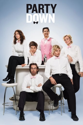 Poster of Party Down fragman