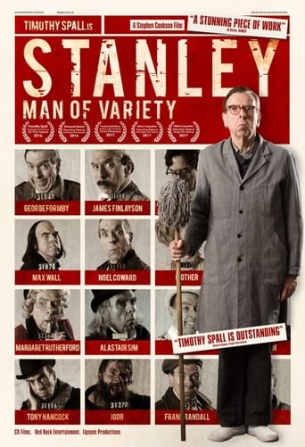 Poster of Stanley a Man of Variety