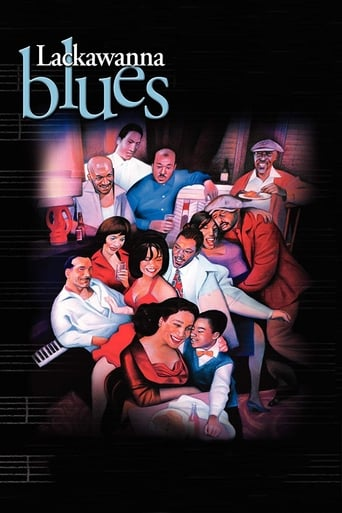 Poster of Lackawanna Blues