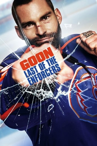 Ver Pelicula Goon: Last of the Enforcers Online Gratis