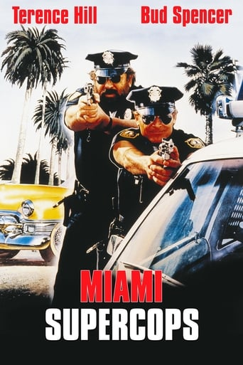 Poster of Miami Supercops