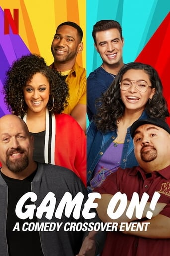 GAME ON: A Comedy Crossover Event image