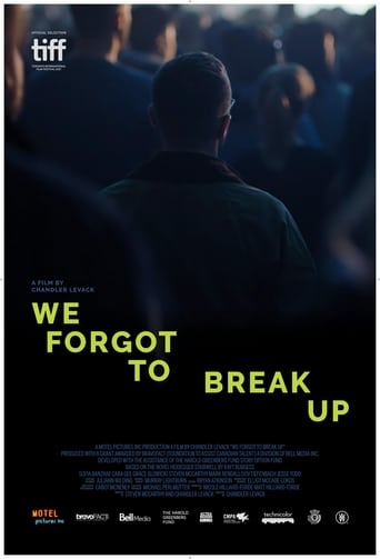 Poster of We Forgot to Break Up