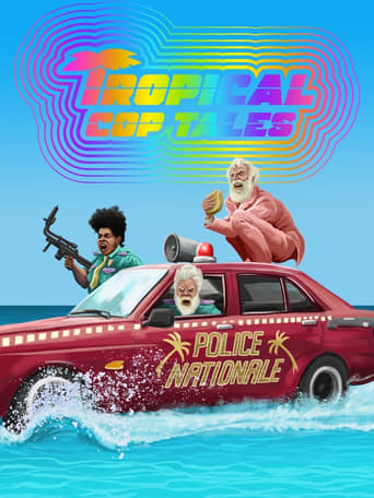 Poster of Tropical Cop Tales