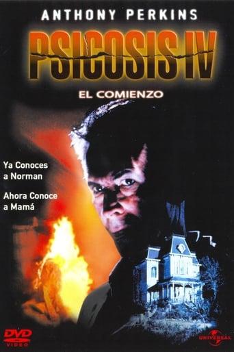 Poster of Psicosis IV: El comienzo