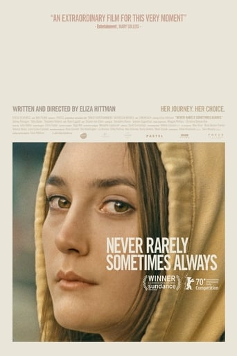 Never Rarely Sometimes Always - Poster