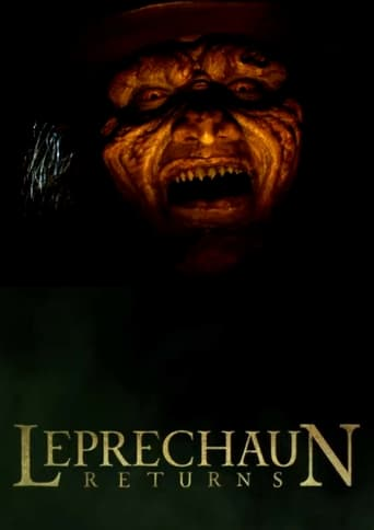 Poster of Leprechaun Returns