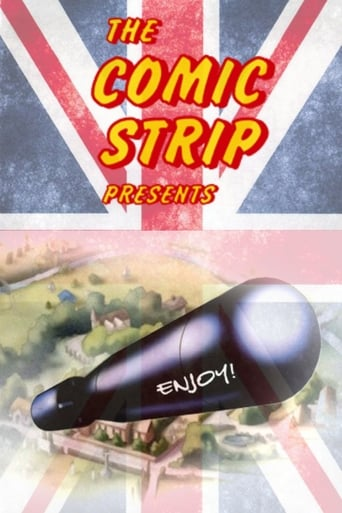 Poster of The Comic Strip Presents