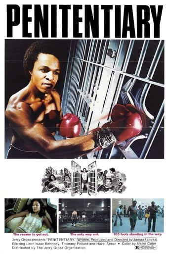 Poster of Penitentiary