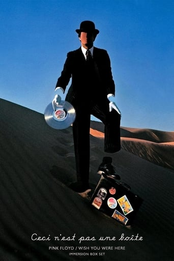 Poster of Pink Floyd - Wish You Were Here (Immersion Edition)