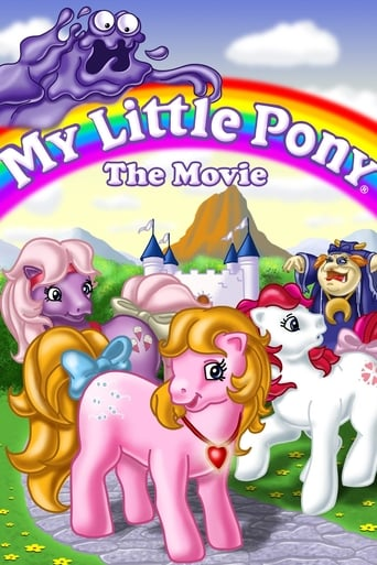 Poster of My Little Pony: The Movie