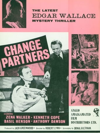 Poster of Change Partners