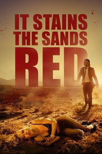Poster of It Stains the Sands Red