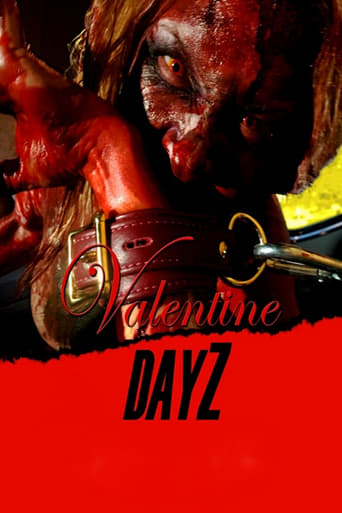 Valentine DayZ Movie Poster