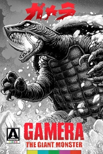 Gamera, the Giant Monster