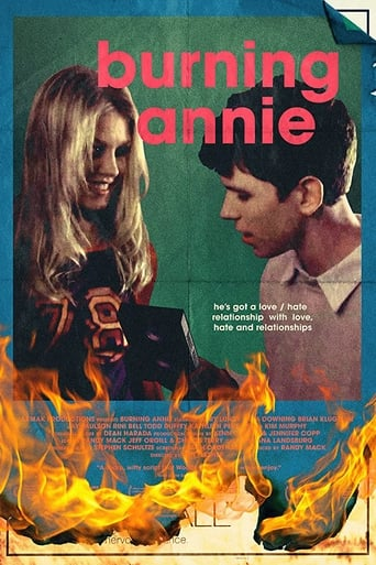 Poster of Burning Annie