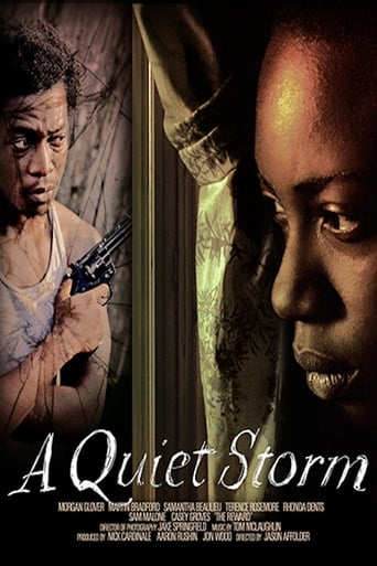 Poster of A Quiet Storm