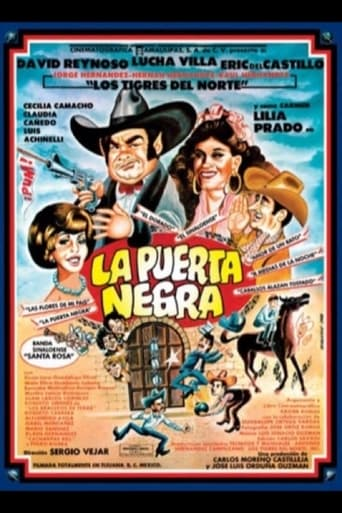 Watch La Puerta Negra 1988 full online free