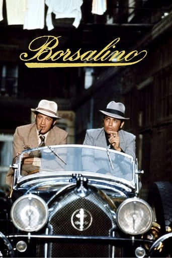 Film Borsalino streaming VF gratuit complet