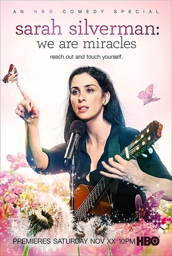 Poster of Sarah Silverman: We Are Miracles