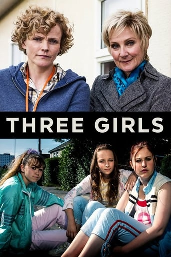 Poster of Three Girls