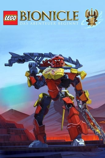 LEGO Bionicle: Das Abenteuer beginnt