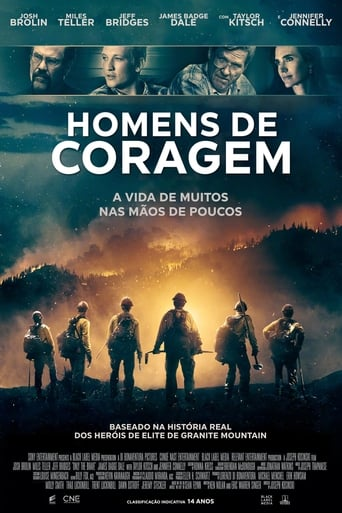 Homens de Coragem - Poster