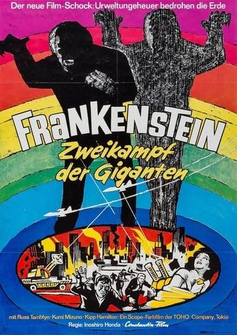 Frankenstein - Zweikampf der Giganten
