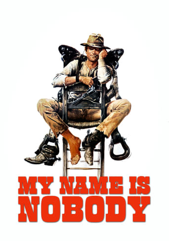 Poster of My Name Is Nobody