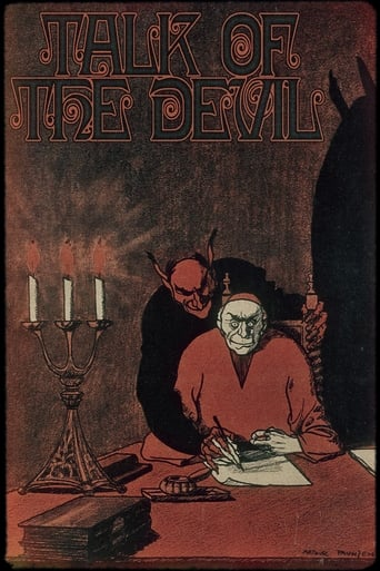 Poster of Talk of the Devil