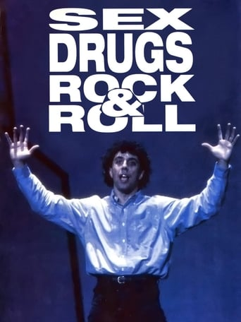 Poster of Sex, Drugs, Rock & Roll