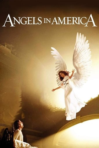 Poster of Angels in America