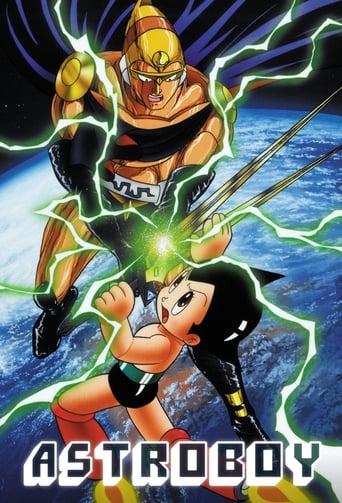 Astro Boy poster