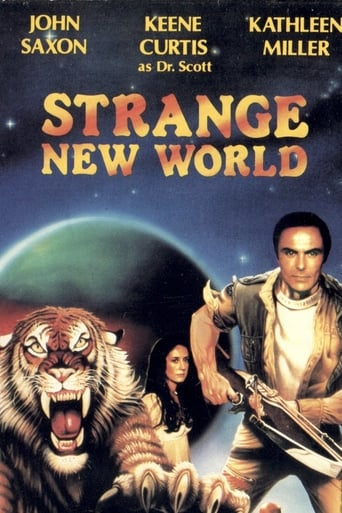 Poster of Strange New World