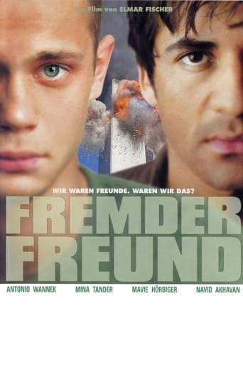 Poster of The Friend