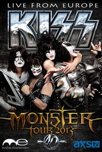 Poster of The Kiss Monster World Tour: Live from Europe
