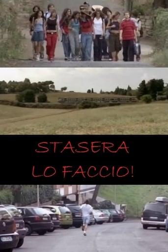 Poster of Stasera lo faccio!