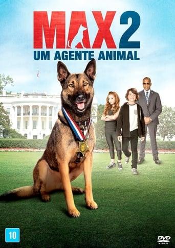 Poster of Max 2: Um Agente Animal
