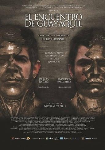 El encuentro de Guayaquil Movie Poster