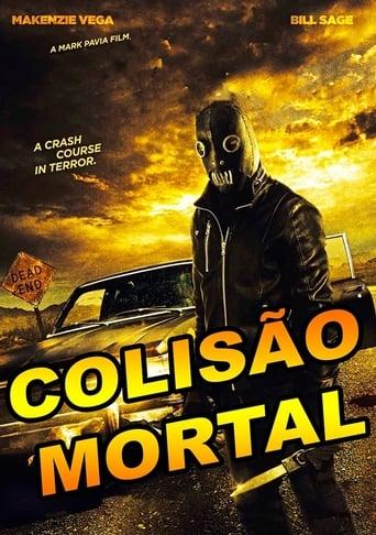 Colisão Mortal - Poster