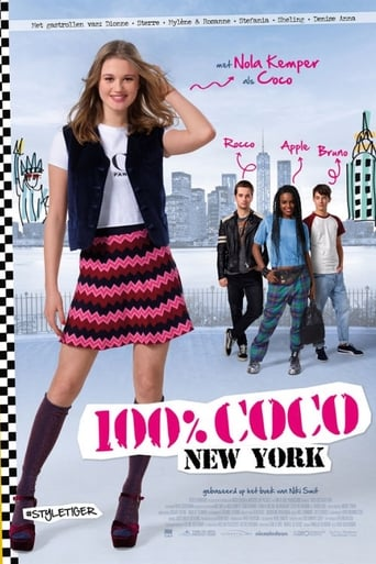 100% Coco New York Movie Poster