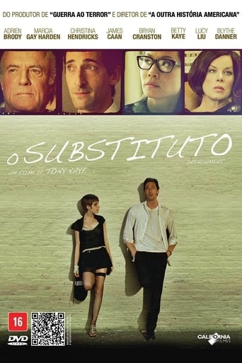 O Substituto - Poster