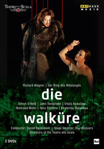 Poster of Wagner: Die Walküre