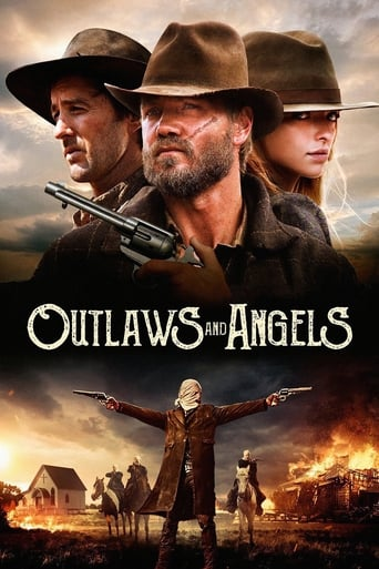 Poster of Outlaws and Angels