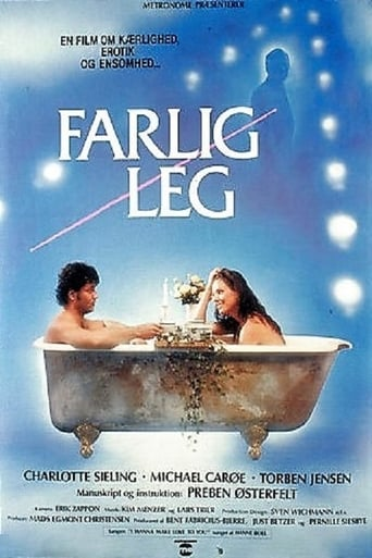 Poster of Farlig leg