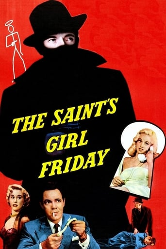 Poster of The Saint's Girl Friday