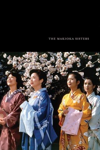 Poster of The Makioka Sisters